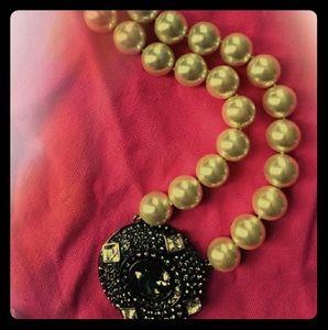 Exclusive Rare Heidi Daus Pendant Necklace